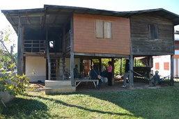 """""""บ้านสบายเพื่อยายตา"""" ต้นแบบที่อยู่อาศัยวัยเกษียณ"""