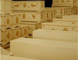 ขนาดนั้น! ผู้ประกอบการธุรกิจโลงศพ แห่ตุนโลงล่วงหน้ารับ 7 วันอันตรายช่วงสงกรานต์