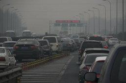 จีนเตรียมโละรถเก่าพ้นถนนกว่า 6 ล้านคันทั่วประเทศ แก้ปัญหาวิกฤตควันมลพิษคุกคามปชช.