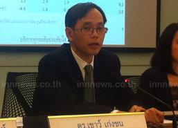 ศูนย์วิจัยกสิกรไทยคงเป้าGDPปี57โต1.8%