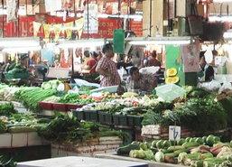 พณ.ประกาศผักขึ้นราคา-เนื้อหมู150-155บ./กก.