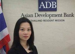 ADB เตรียมปรับ GDP ต.ค.นี้