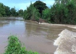 น้ำท่วม7จว.พื้นที่การเกษตรสูญแล้ว89,000 ไร่
