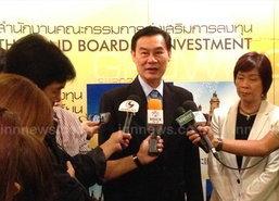 BOIเผยนักลงทุนไทยขอส่งเสริมกลุ่มCLMVพันราย