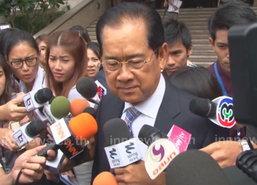 ณรงค์ชัยห่วงเศรษฐกิจไทยโค้งสุดท้ายปี57