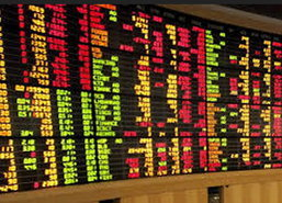 เปิดตลาดหุ้นภาคบ่ายปรับตัวเพิ่มขึ้น2.81จุด