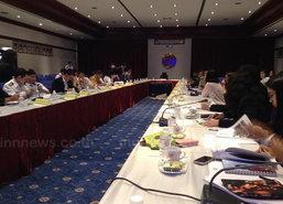 คมนาคม ถกแผนความปลอดภัยปีใหม่ 2558