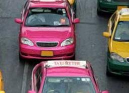 ขนส่งทางบกเผยรถแท็กซี่ผ่านตรวจคุณภาพแล้ว80%