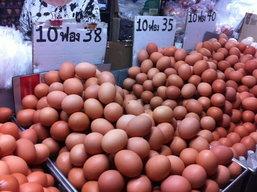 พณ.เผยราคาสินค้าเปลี่ยนแปลง-ไข่ไก่ลง20สต.