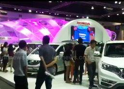 Motor Expo 2014 ช่วงบ่ายยังคึกคัก