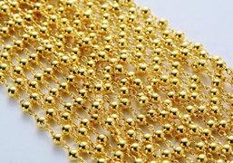 ราคาทองวันนี้คงที่ทองแท่งขาย18,500บาท
