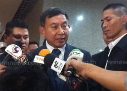 ประจิน ยันเดินหน้าต่อโครงการรถไฟไทย-จีน