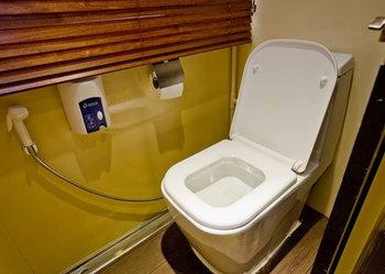 Heaven Toilet ธุรกิจของ นุ่น วรนุช
