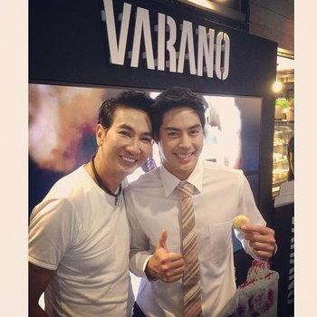 """""""ไก่-วรายุฑ"""" Varano"""
