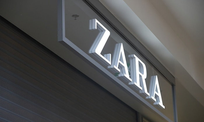 ลูกค้าแบรนด์ 'ซาร่า' พบโน้ตปริศนา อ้างบริษัทติดค้างค่าแรงนานกว่า 3 เดือน