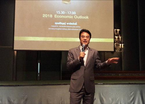 ตลาดหลักทรัพย์ฯ มองปีหน้ากำลังซื้อฟื้นหนุนหุ้นไทยคึกคัก