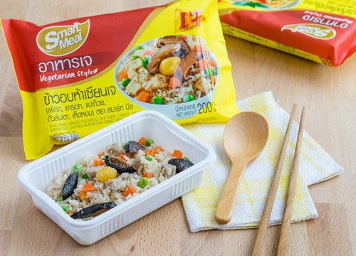 ซีพีเอฟส่งอาหารเจSmart Mealตอบโจทย์ผู้บริโภค