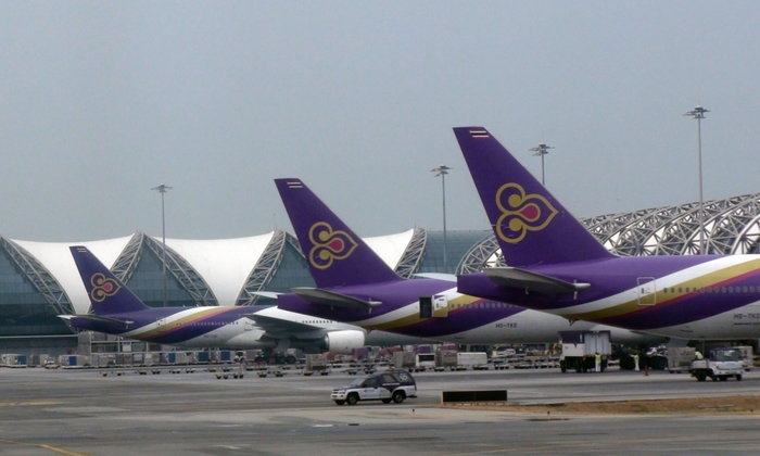 """การบินไทยและแอร์บัส ร่วมทุนก่อตั้ง """"ศูนย์ซ่อมบำรุงอากาศยานอู่ตะเภา"""""""