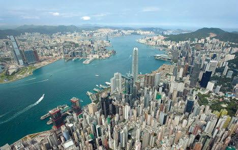 ฮ่องกง คว้าแชมป์เศรษฐกิจแข็งแกร่งสุดในโลก