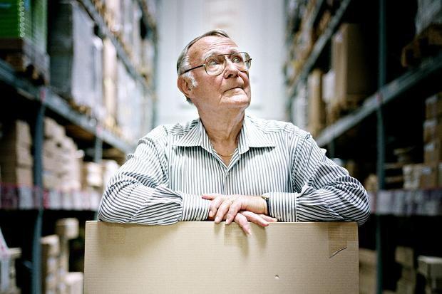 หัวคิด Ingvar Kamprad: จากเด็กขายไม้ขีดไฟสู่อาณาจักร IKEA แสนล้านบาท