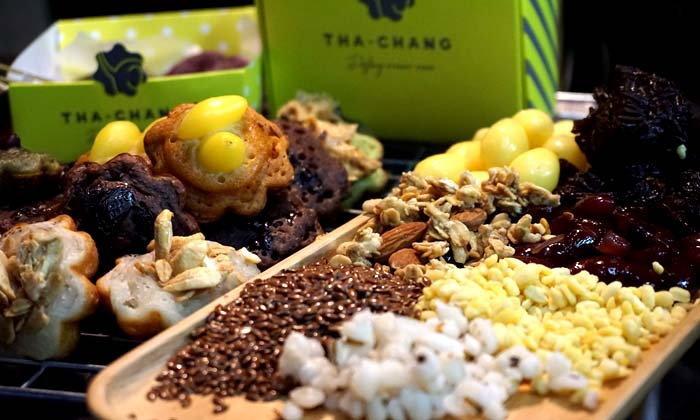 """""""แฟรนไชส์ขนมครกสิงคโปร์"""" เจ้าแรกของไทย ปรับใหญ่รับเทรนด์สุขภาพ"""