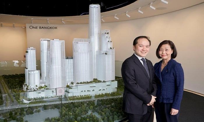 One Bangkok อภิมหาโครงการมิกซ์ยูสมูลค่า 1.2 แสนล้าน เขย่าแลนด์มาร์คใหม่ของโลก