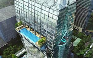 โรงแรม ดิ โอกุระ เพรสทีจ โรงแรมหรู 6 ดาวของ เจ้าสัวเจริญ สิริวัฒนภักดี