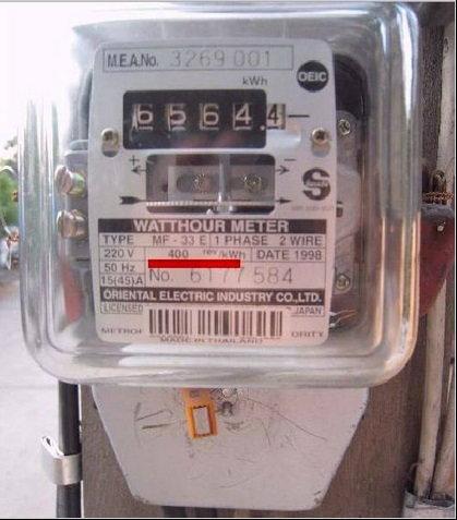 """อ่วม!! จ่อปรับค่าเอฟที7-10สตางค์ มิเตอร์ไฟฟ้าครัวเรือน""""พฤษภา-สิงหา""""พุ่งกระฉูด"""