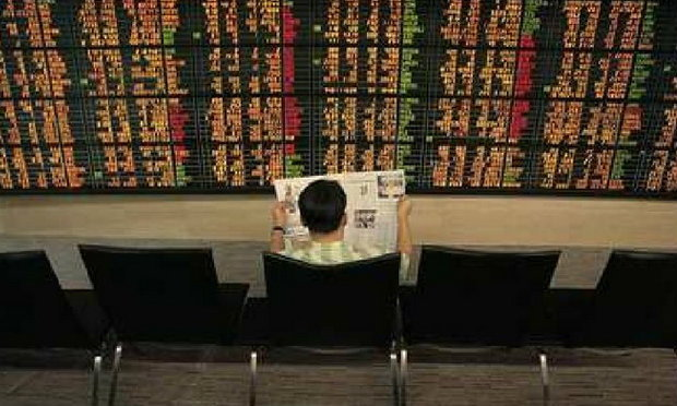 หุ้นไทยร่วงหนัก 20นาที 24 จุด ตามตลาดต่างประเทศ