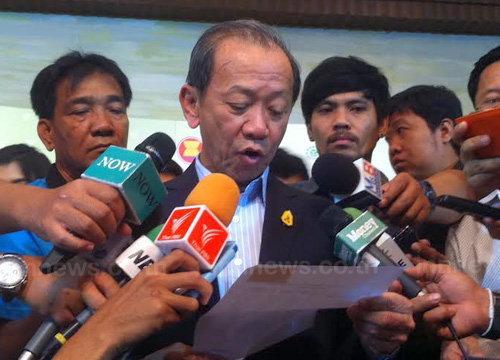สมหมาย ชี้ ตลาดหุ้นไทย ตกตามตลาดโลก