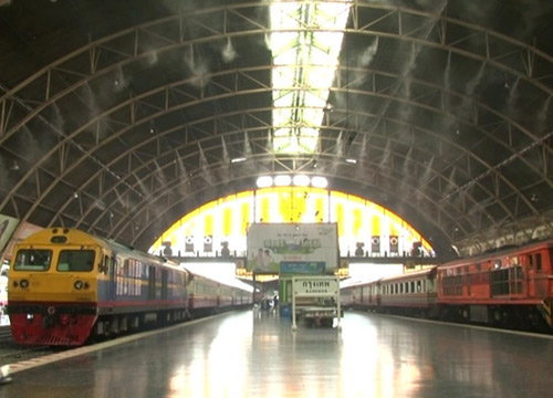 รถไฟเพิ่มวันละ13ขบวนมั่นใจรับมือคนกลับกรุงได้