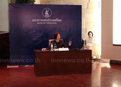 ธปท. มองปี 58 เศรษฐกิจไทยฟื้นตัวต่อเนื่อง