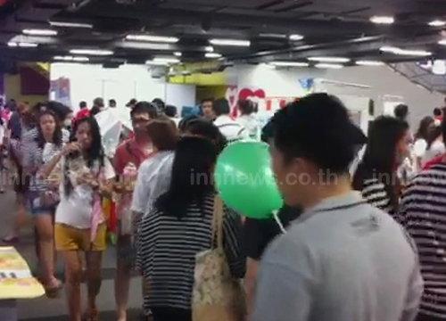 งาน thailand Baby & kids คึกคัก