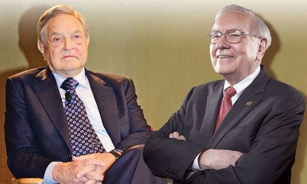 การลงทุนของจอร์จ โซรอส-วอร์เรน บัฟเฟตต์ และเศรษฐีแห่งบาบิโลน