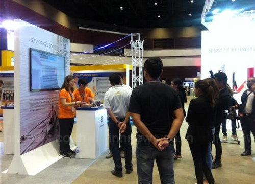ปชช.ทยอยร่วมกิจกรรมในงาน NET 2015