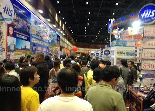 งานเที่ยวทั่วไทยไปทั่วโลกคึกคักต่อเนื่อง