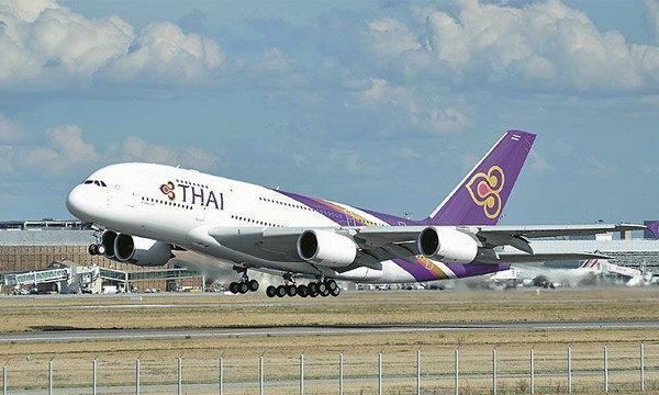 """""""การบินไทย"""" ติด1ใน10 สายการบินให้บริการยอดเยี่ยมจาก AirlineRatings.com"""