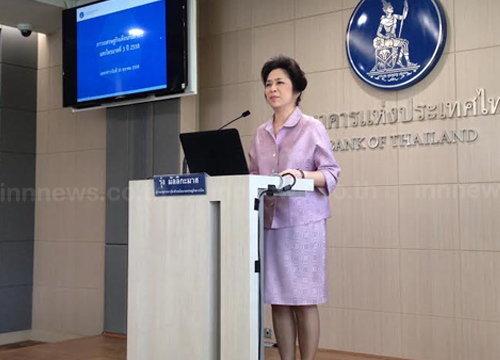 ธปท.เผยเศรษฐกิจไทยไตรมาส3ดีขึ้น