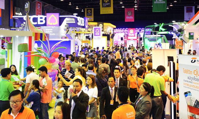 30 สถาบันการเงิน ขนโปรฯลุย Money Expo Korat 2016