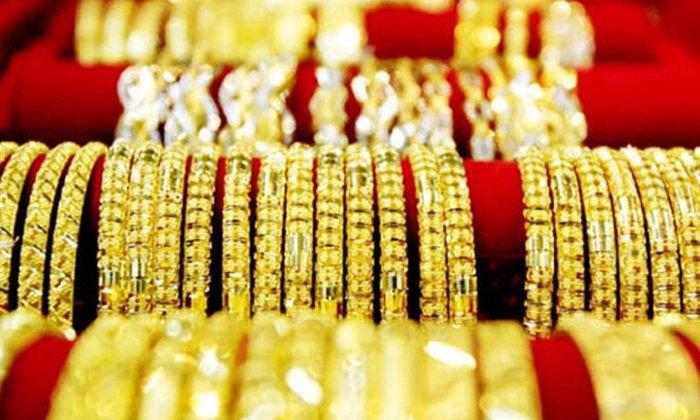 ราคาทองร่วงอีกแล้ว 100 บาท ทองรูปพรรณขายออก 21,300 บาท