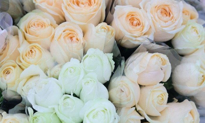 'ดอกกุหลาบ' ราคาแพงขึ้นเท่าตัว รับวาเลนไทน์