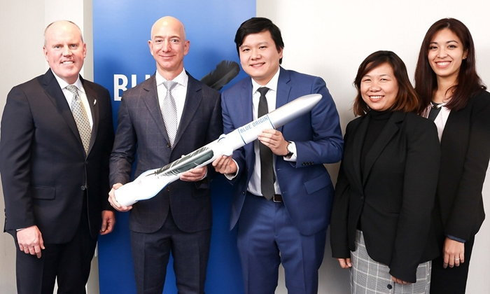 'mu Space' ธุรกิจน้องใหม่ไทยเตรียมยิงดาวเทียมให้บริการอินเทอร์เน็ต