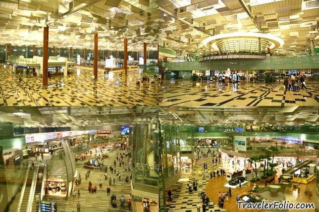"""10 อันดับสนามบินที่ดีที่สุด ประจำปี 2557 """"สิงคโปร์"""" รักษาแชมป์"""
