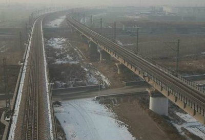 ทางรถไฟเชื่อม รง.จีนไปใจกลางยุโรปเป็นเส้นทางสายไหมยุคใหม่