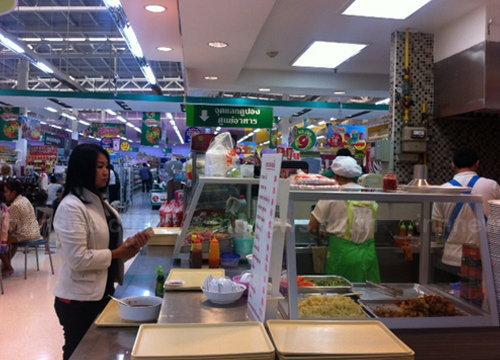 ราคาอาหารปรุงสำเร็จย่านงามวงศ์วานยังเท่าเดิม