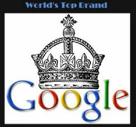"""""""กูเกิล""""สุดเจ๋ง ผงาดขึ้นเป็นบ.แบรนด์มูลค่าสูงสุดโลก แซงหน้า""""เฟซบุ๊ค"""" จีนติดกว่า 11 บริษัท"""