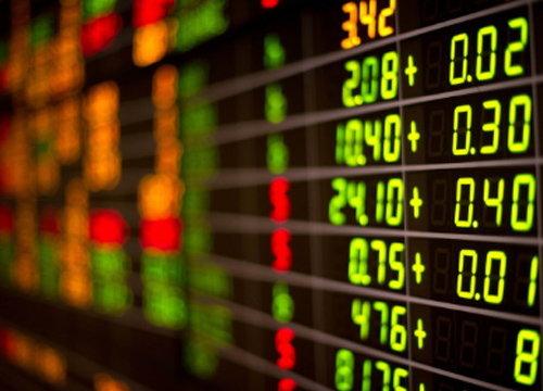 เปิดตลาดหุ้นภาคบ่าย ปรับตัวเพิ่มขึ้น 4.64 จุด