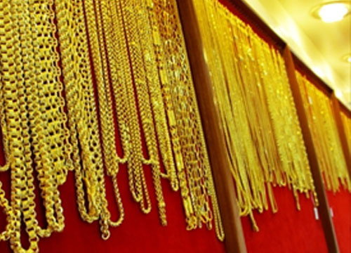 ทองขึ้น100บ.รูปพรรณขายออก20,350บาท