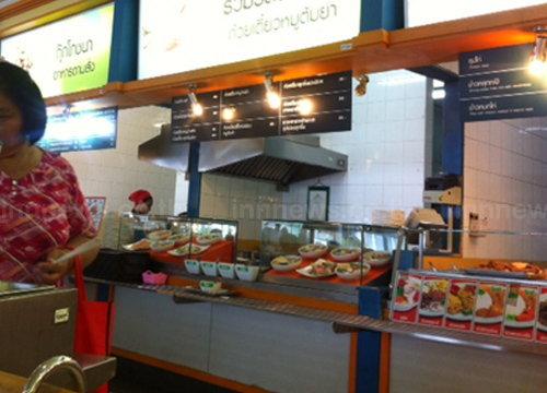 ห้างค้าปลีกขึ้นราคาอาหารอีกจานละ5บ.