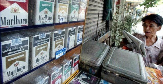 สธ. หนุนขึ้นภาษีบุหรี่ ลดสิงห์อมควันรายใหม่